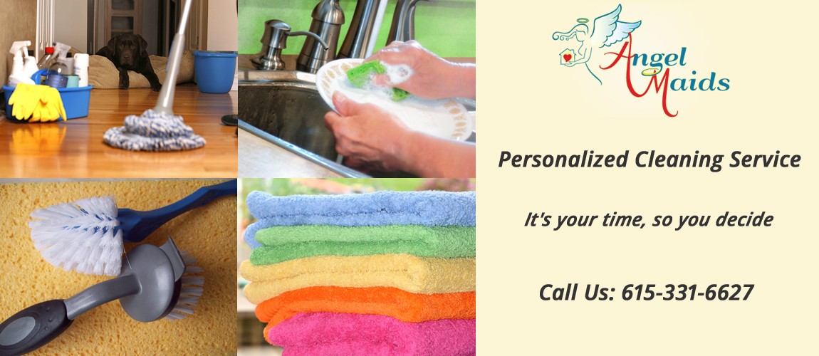 Angel Maids Nashville House Cleaning Services